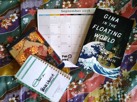 The Trials and Triumphs of the Week before My Book Launch