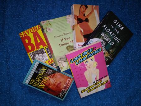 Gaijin Women in Japan: Five Novels