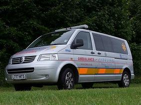 LMTS Medical Team vehicles 2008