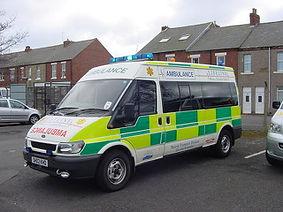 LMTS .PICU Ambulance 2005