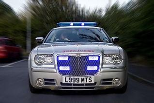 LMTS Fast Response vehicle