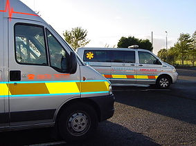 LMTSPICU vehicle and Team vehicle 2007