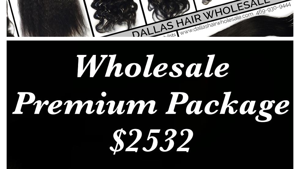 Premium Hair Package