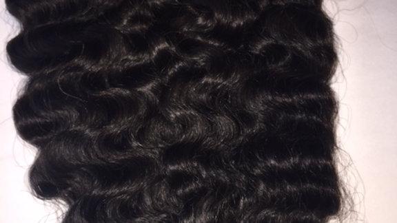 Raw Burmese Wavy/Curly Hair