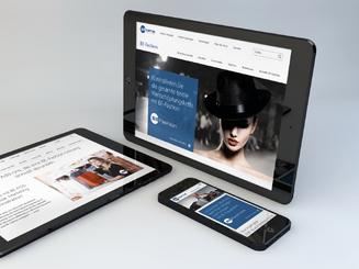 Webseite Be-terna