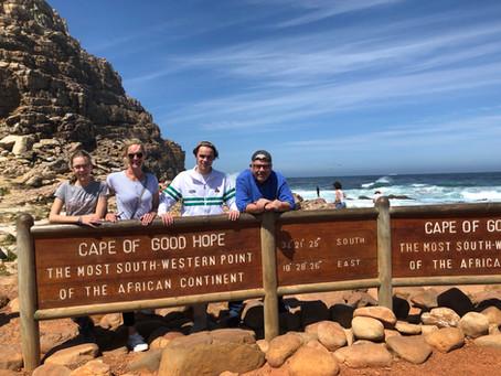 Tag 8: Straußenfarm, Cape of Good Hope und Boulders Beach