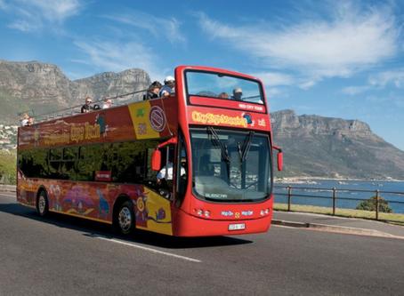 Tag 3: Melchior und Kapstadt mit dem Bus