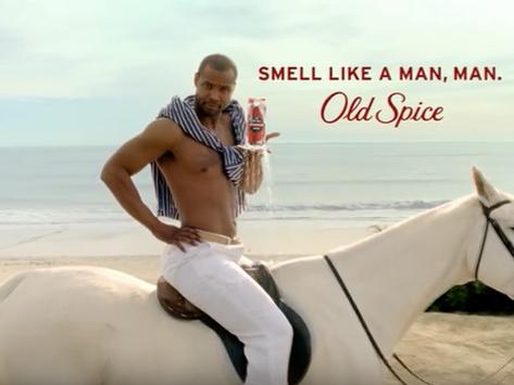 Old Spice Relaunch oder: Ab Morgen riechen wir alle wie mein Opa.