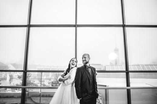 Catherine & Thomas