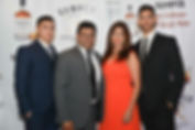 Bobby Garg, President & CEO (Middle Left), Sunita Garg, Vice President (Middle Right), Shlok Garg, Operations Manager (Right), and Shabad Garg (Left)