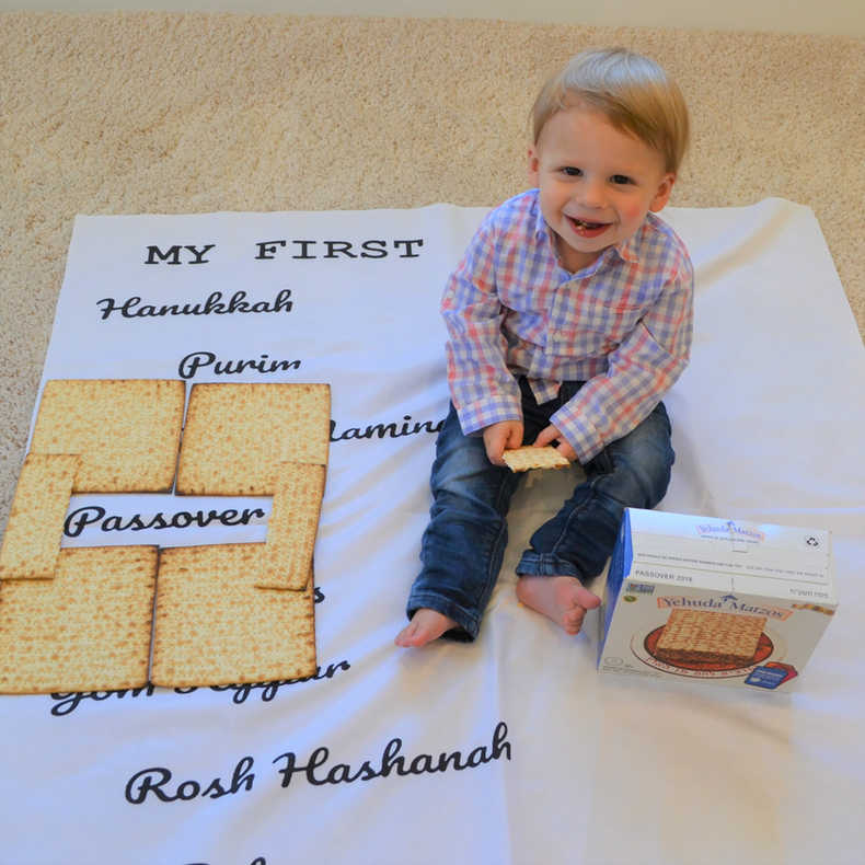 the yummiest matzah you have ever seen