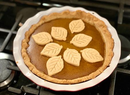 All Seasons Pumpkin Pie