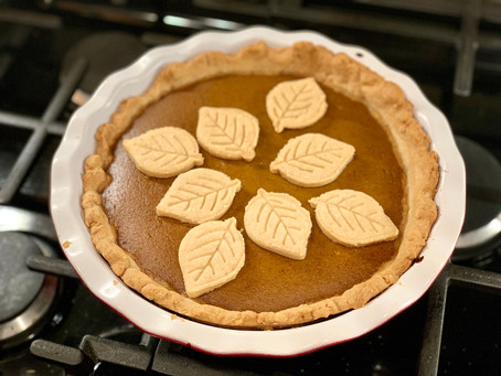 All Seasons Pumpkin Pie