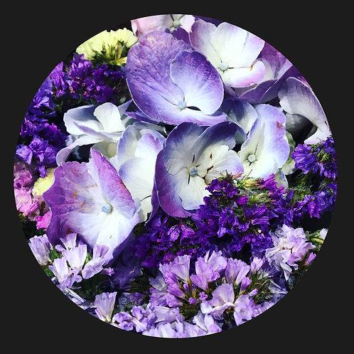 PURPLE FLOWER MIX