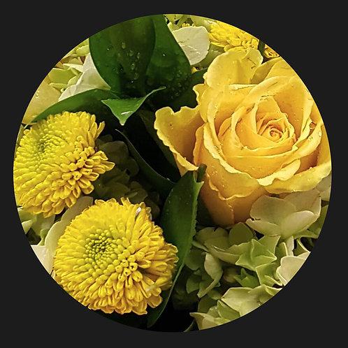 YELLOW FLOWER MIX