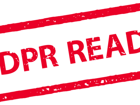 The big GDPR (Data Protection) changes