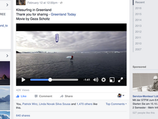 44000 Views on Greenland Today