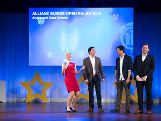 Allianz Sales Award