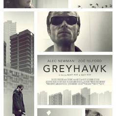 Greyhawk Theatrical Poster