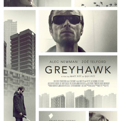 Greyhawk Theatrical Poster