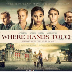 """Where Hands Touch"" One Sheet"