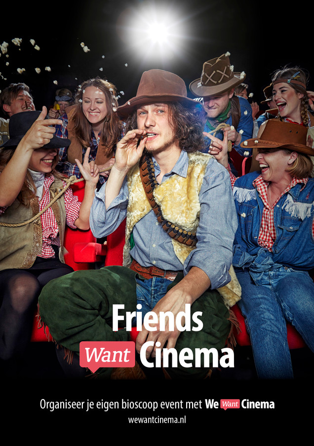 We Want Cinema