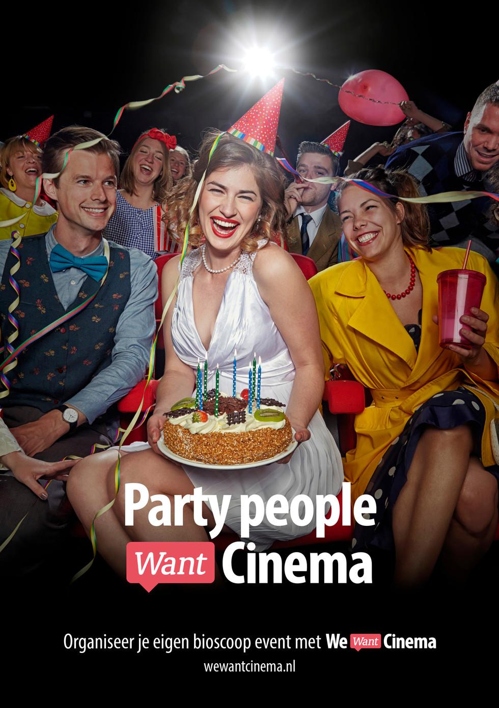 We Want Cinema