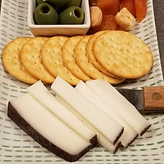 Single Cheese Plate