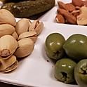 Olive & Nut Sampler