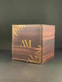 Custom Tissue Box
