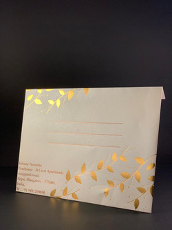 Special Envelope for invite