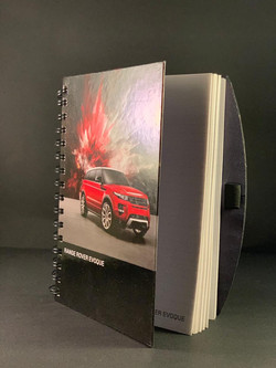 Hard Case Notebook