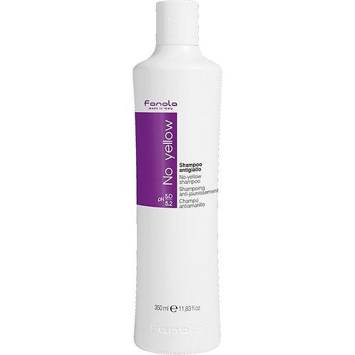 No Yellow Shampoo Fanola 350ml