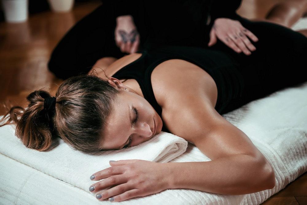 30 mins clothes-on massage