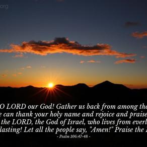 Psalms 106:47-48