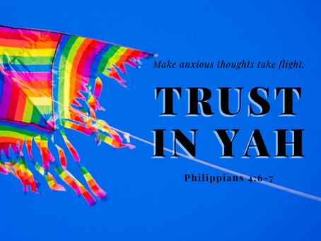 Trust In Yah