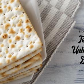 Feast of Unleavened Bread 2021