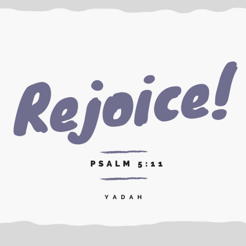 YADAH - Psalm 5_11