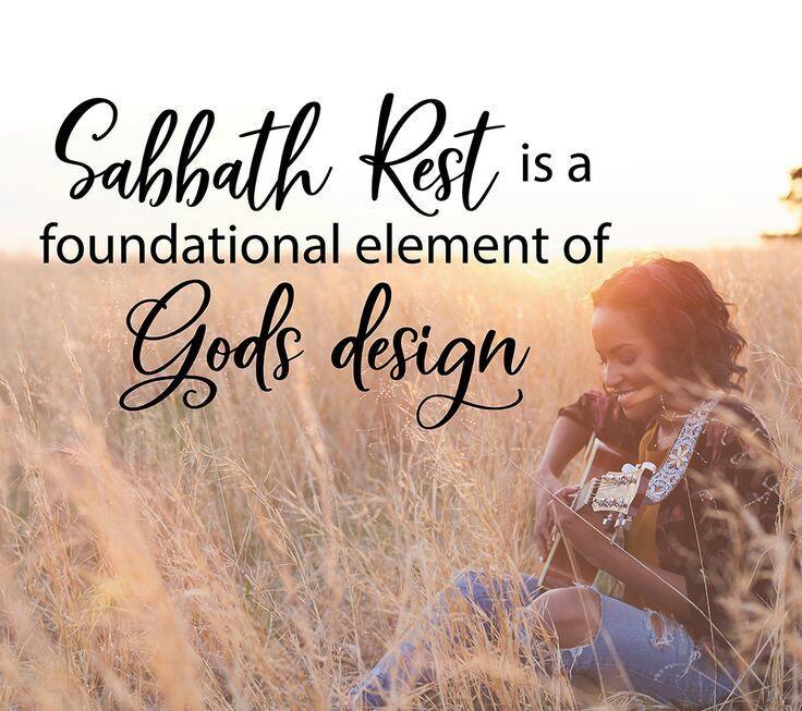 Reclaim the Sabbath