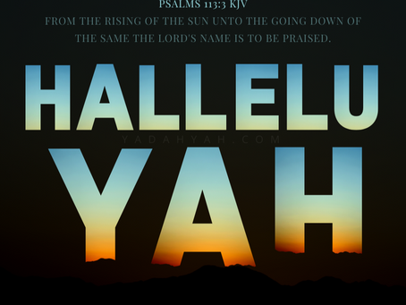 Give Yah The Praise