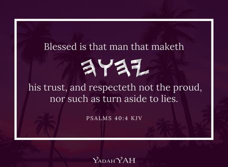 Psalms 40:4