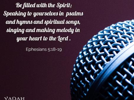 Ephesians 5:18-19