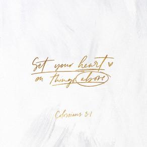 Colossians 3:1