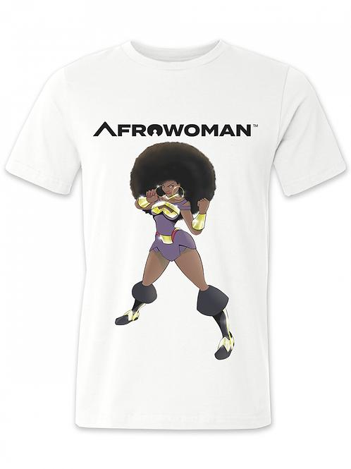 AfroWoman™ Unisex Short Sleeve Tee
