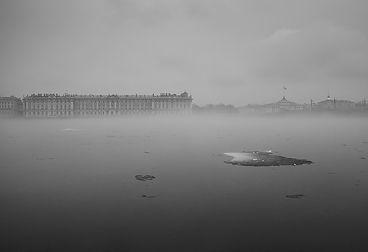Порящий. Санкт-Петербург, 2018г.