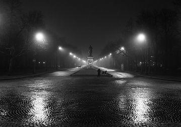 Прогулка. Санкт-Петербург, 2019г.