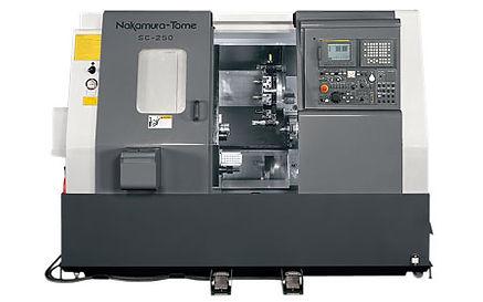 CNC Nakamura Lathe