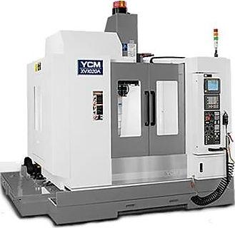 CNC YCM Mill