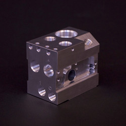 CNC milled small block