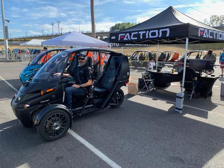 Arcimoto Demonstrates First Driverless FUV